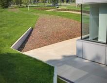 Open space planning of the Nanobioanalytik-Zentrum (NBZ), Münster, Germany