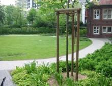 Neugestaltung der Freiflächen der Psychiatrischen Klinik der WWU, Münster