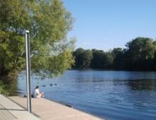 Grünanlage Ruhraue, Herdecke – 2. Bauabschnitt