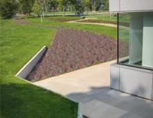 Freianlagen Nanobioanalytik-Zentrum (NBZ), Münster