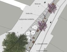 Umgestaltung der Fußgängerzone, Minden