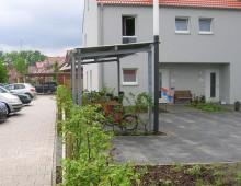 Wohnhof Delstrup, Münster
