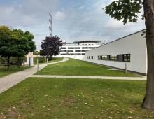 Evangelisches Klinikum Niederrhein,  Standort Duisburg Fahrn