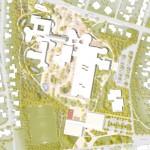 Anerkennung Wettbewerb Neugestaltung Freiflächen Schulzentrum Wolfsburg