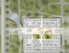 4. Preis Neubau der Kinder- und Jugendklinik am Universitätsklinikum Freiburg