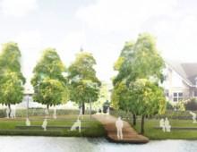 Anerkennung Freiraumplanerischer Realisierungswettbewerb, Platzgestaltung am Kanal und Promenade