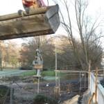 Baubeginn Freianlagen IHK Münster