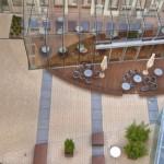 Innenhofgestaltung LVM Münster