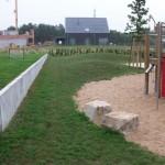 Fertigstellung Spielplatz Waltruper Weg