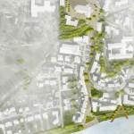Anerkennung Freiraumplanerischer Realisierungswettbewerb,  Platzgestaltung am Kanal und Promenade, Senden