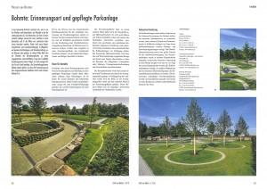 Artikel Stadt und Raum_Friedhof Bohmte