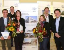 Verleihung Schulbaupreis NRW