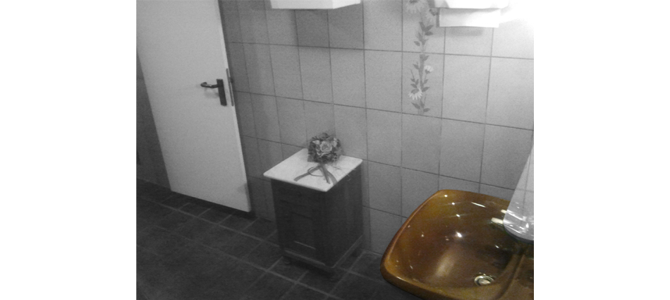 Toiletten in alt