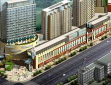 Xinxiang Business Plaza, China